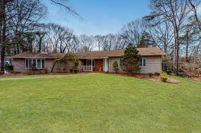 Hauppauge Single Family Home For Sale: 446 Hoffman Ln