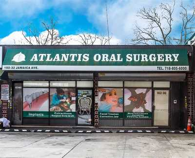 Queens County Business Opportunity For Sale: 102-32 Jamaica Ave