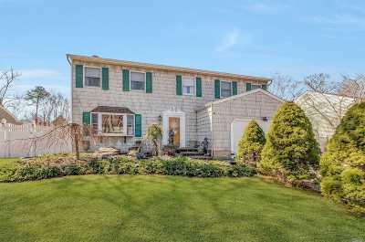 Nesconset Single Family Home For Sale: 8 Osage Ln