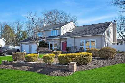 Commack Single Family Home For Sale: 12 Pine Meadow Pl