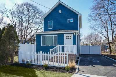 Patchogue Single Family Home For Sale: 74 Grove Ave