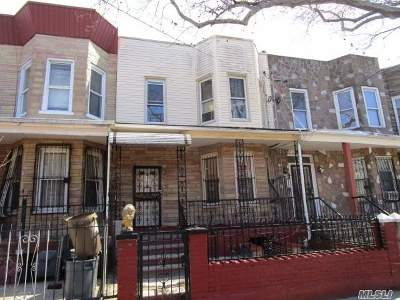 Brooklyn Multi Family Home For Sale: 295 E 38th St