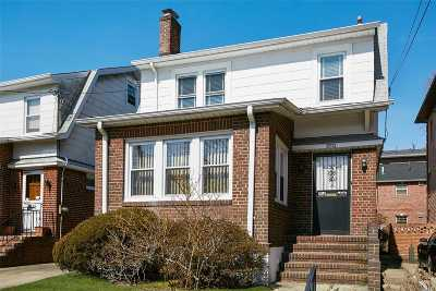 Flushing Single Family Home For Sale: 193-11 42nd Avenue