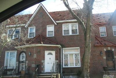Queens County Single Family Home For Sale: 142-13 232nd St