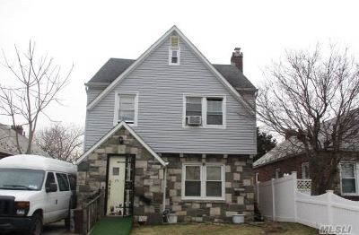Jamaica NY Single Family Home For Sale: $546,250