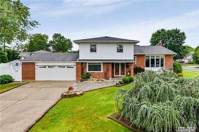 Bethpage Single Family Home For Sale: 9 Aron Ct