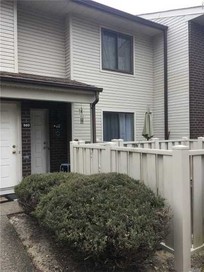 Coram Condo/Townhouse For Sale: 978 Skyline Dr