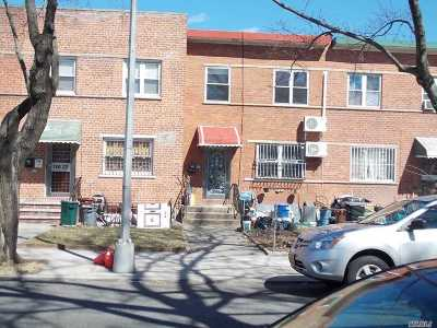 Flushing Single Family Home For Sale: 150-29 58 Ave