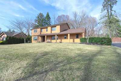Dix Hills Single Family Home For Sale: 10 Branwood Dr