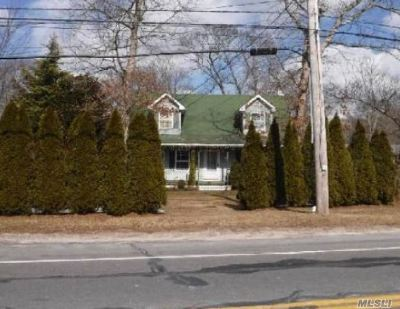 East Moriches Single Family Home For Sale: 36a Miller Ave