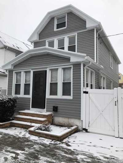 Queens County Single Family Home For Sale: 107-21 Springfield Blvd