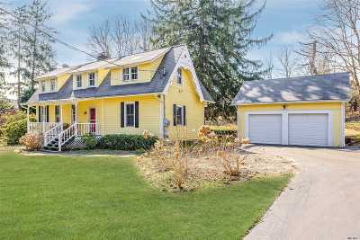 Suffolk County Single Family Home For Sale: 25 Kanes Ln