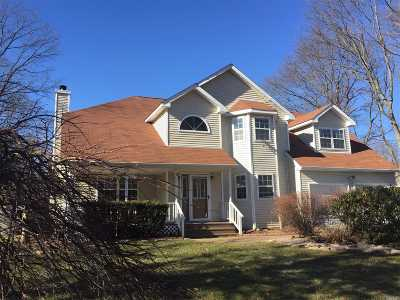 Setauket Single Family Home For Sale: 2 Lewis St
