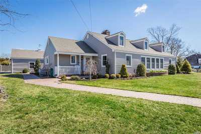 Amityville Single Family Home For Sale: 336 Richmond Ave