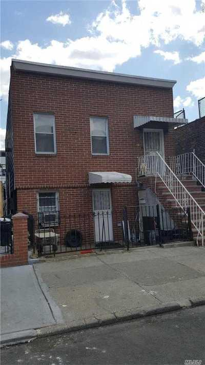 Long Island City Multi Family Home For Sale: 36-15 34 St