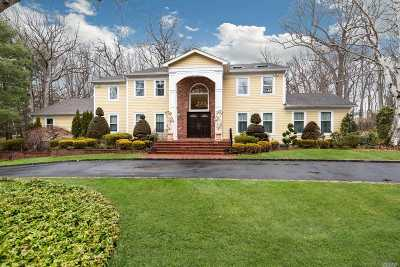 Oyster Bay Single Family Home For Sale: 16 Sherwood Gate