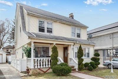 Jamaica Single Family Home For Sale: 208-20 Bardwell Ave