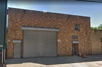 Queens County Commercial For Sale: 101-14 Jamaica Ave