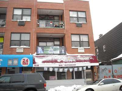 Queens County Commercial For Sale: 102-06 43 Ave