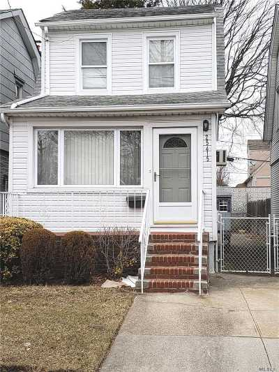 Queens County Single Family Home For Sale: 254-15 82nd Rd