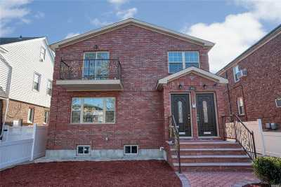 Flushing Multi Family Home For Sale: 43-47 192nd St