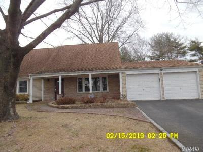 Suffolk County Single Family Home For Sale: 7 Millstream Ln