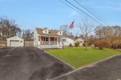 Suffolk County Single Family Home For Sale: 7 Lilly Ct