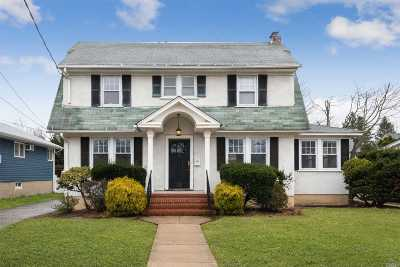Rockville Centre Single Family Home For Sale: 28 Rockville Ave