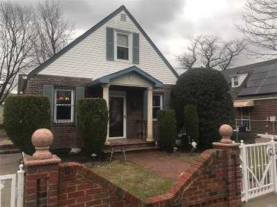 Queens County Single Family Home For Sale: 219-14 130th Rd