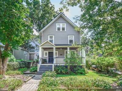 Nassau County Single Family Home For Sale: 123 Brown St