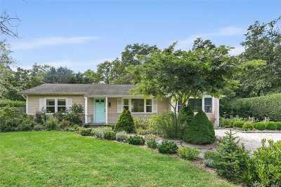 Westhampton Single Family Home For Sale: 5 Booker Ln