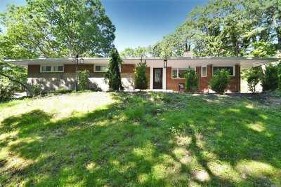 Huntington Single Family Home For Sale: 29 Greenleaf Dr