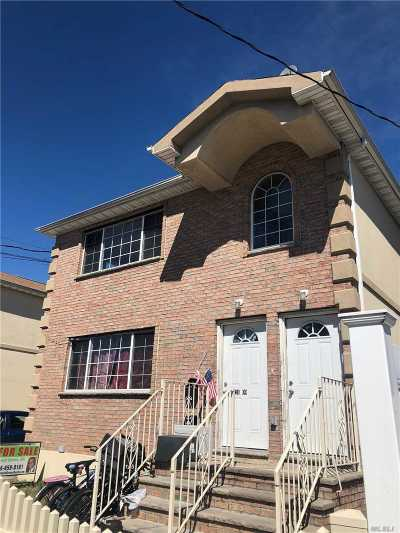Queens County Multi Family Home For Sale: 224-09 145th Rd