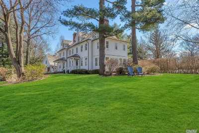 Nassau County Single Family Home For Sale: 32 North Drive