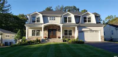 Syosset Single Family Home For Sale: 42 Meadowbrook Rd