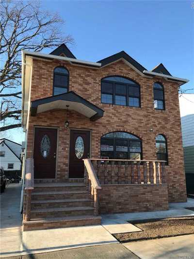 Queens County Multi Family Home For Sale: 160-21 119 Ave