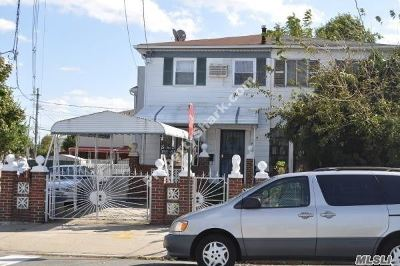 Jamaica Single Family Home For Sale: 155-64 115th Ave