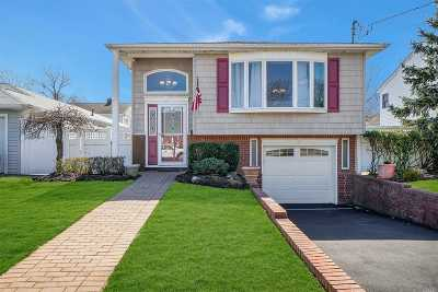 Massapequa Single Family Home For Sale: 48 Seneca E. St