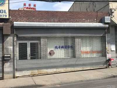 Flushing Commercial Lease For Lease: 36-19 Prince St