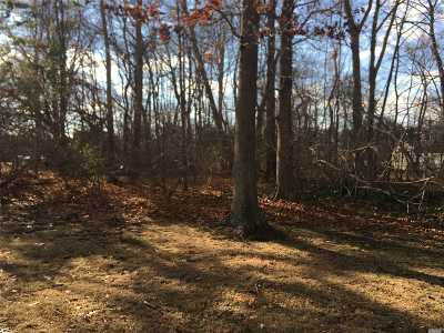 Hampton Bays Residential Lots & Land For Sale: 79 Lynncliff Rd