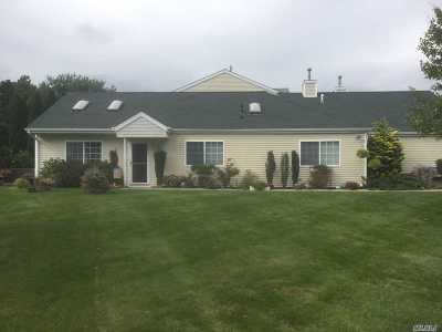 Suffolk County Condo/Townhouse For Sale: 153 Farm House Ct
