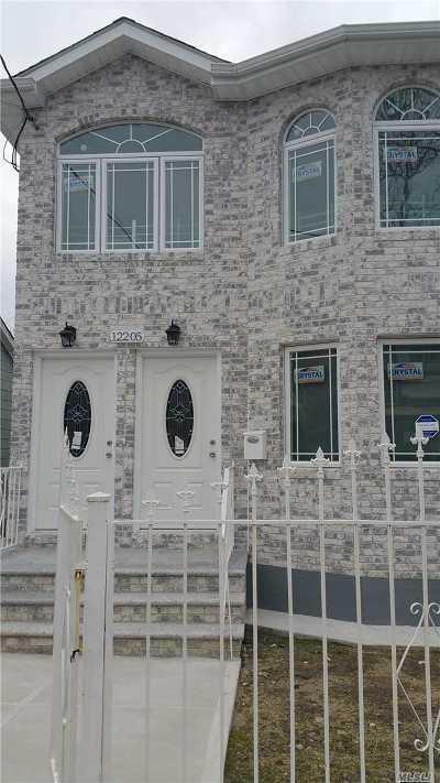 Jamaica Rental For Rent: 122-05 Sutphin Blvd