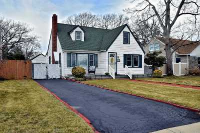 Suffolk County Single Family Home For Sale: 64 Chestnut Ave