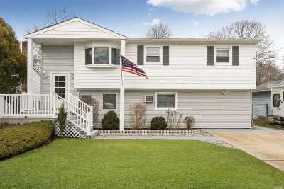 Ronkonkoma Single Family Home For Sale: 377 Deer Rd
