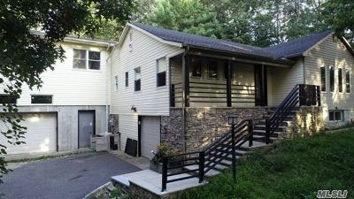 Dix Hills Single Family Home For Sale: 654 Old Country Rd