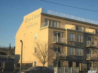 Rockaway Park Condo/Townhouse For Sale: 103-12 Rockaway Beach Blvd #3C