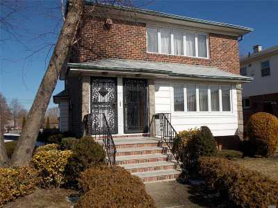 Bayside Multi Family Home For Sale: 229-03 58th Ave