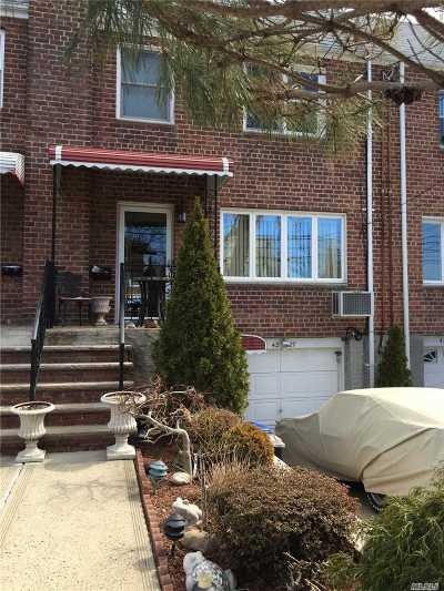 Flushing Single Family Home For Sale: 42-27 191st St