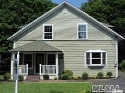 Smithtown Single Family Home For Sale: 56 Juniper Ave
