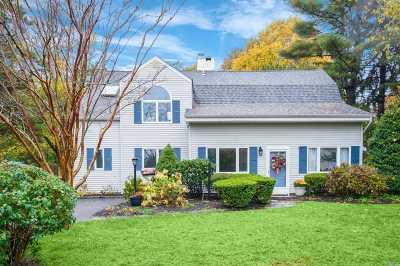 Huntington Single Family Home For Sale: 456 W Main St